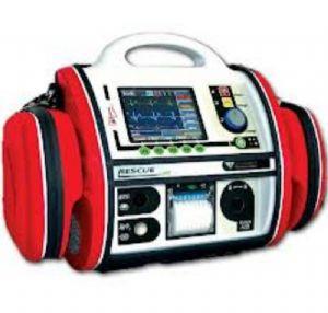 RESCUE LIFE Defibrillatore manuale e semiautomatico con monitor