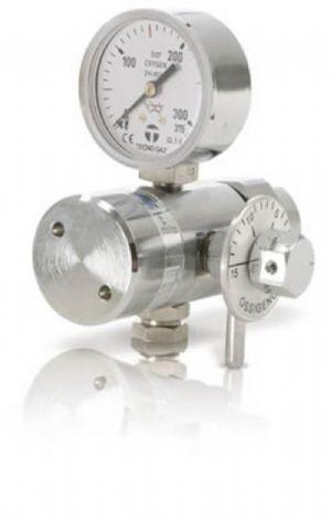 Riduttore di pressione standard con dosatore e codolo corto