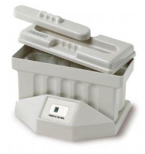 Vasca di disinfezione con supporto e cestello in plastica