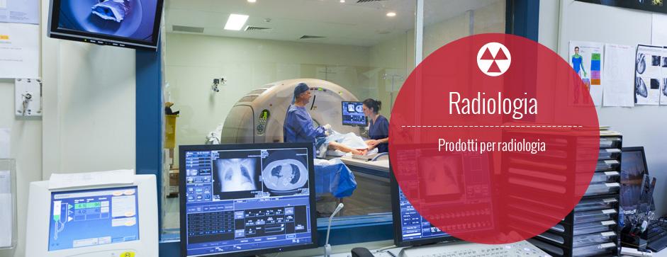 Prodotti per radiologia